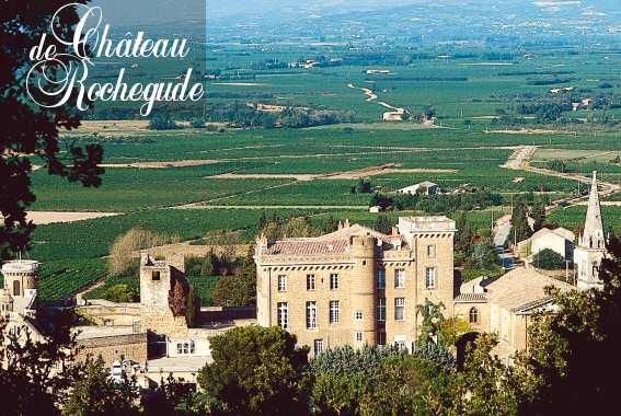chteau du xii me sicle rochegude htel restaurant - Chateau De Rochegude Mariage